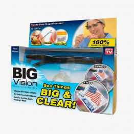 Lentes Big Vision 3 Pzs