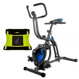 Body Crunch® Fussion + 70-30® Sport