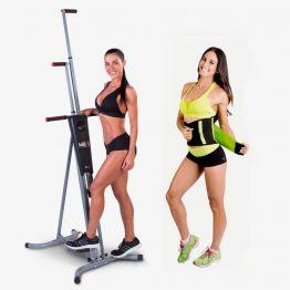 MaxiClimber® + Cinturilla 70-30® Sport