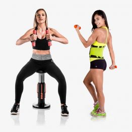Body Crunch® Pomp It + Cinturilla 70-30® Sport